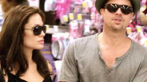Brad Pitt et Angelina Jolie achètent un lit en bois chez un artisan local
