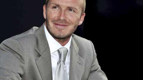 David Beckham s'engage dans la lutte contre les violences urbaines