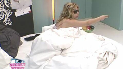 Secret Story 3: Cindy craque et veut partir