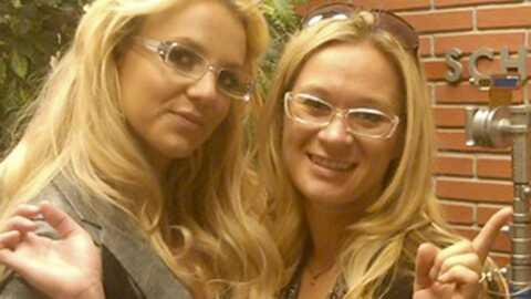 Britney Spears: première photo sur le tournage de Glee
