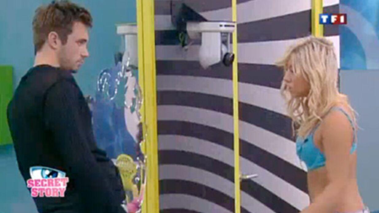 Secret Story 4: Stéphanie et Maxime au bord de la rupture