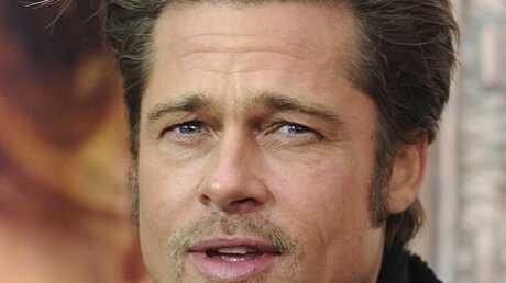 Brad Pitt raconte son premier chagrin d'amour