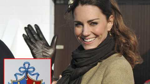 Kate Middleton a désormais son blason familial