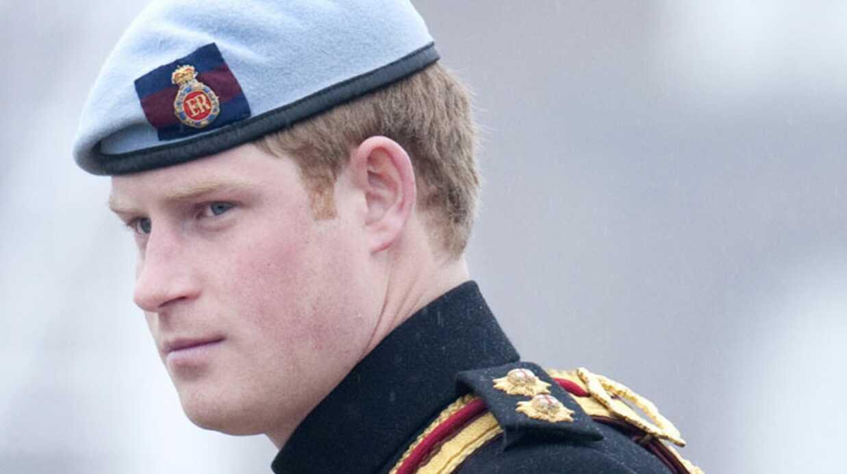 Le prince Harry est promu capitaine