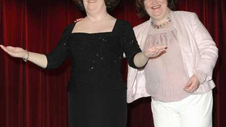 PHOTO Susan Boyle inaugure sa statue de cire chez Tussauds