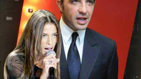 Nikos Aliagas et Nâdiya en concert au Stade de France