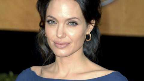 Angelina Jolie: son corps post accouchement ne lui plaît pas