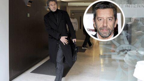 Stéphane Delajoux porte plainte contre Michel Cymès