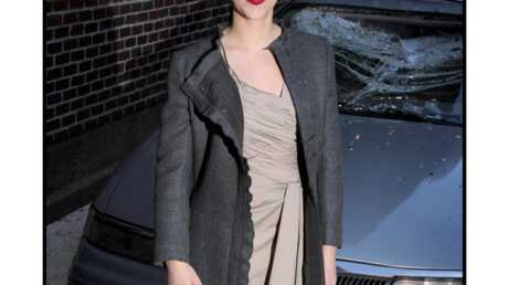 LOOK Scarlett Johansson: un style rétro-chic