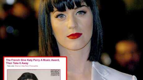 NRJ Music Awards: les sites américains crient au scandale