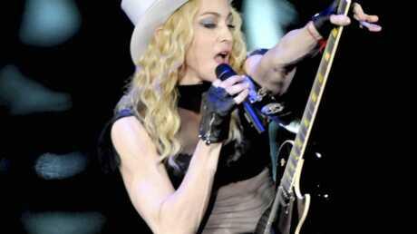 Une photo de Madonna nue aux enchères
