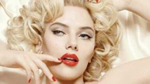 PHOTOS Scarlett Johansson sexy dans la pub Dolce & Gabbana