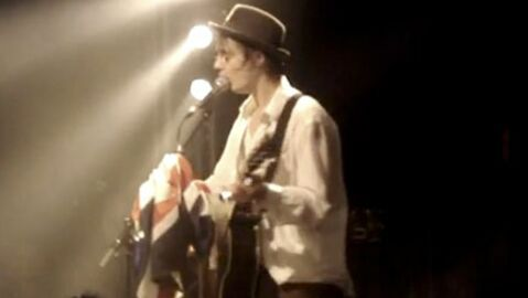 VIDEO Pete Doherty à la Flèche d'Or