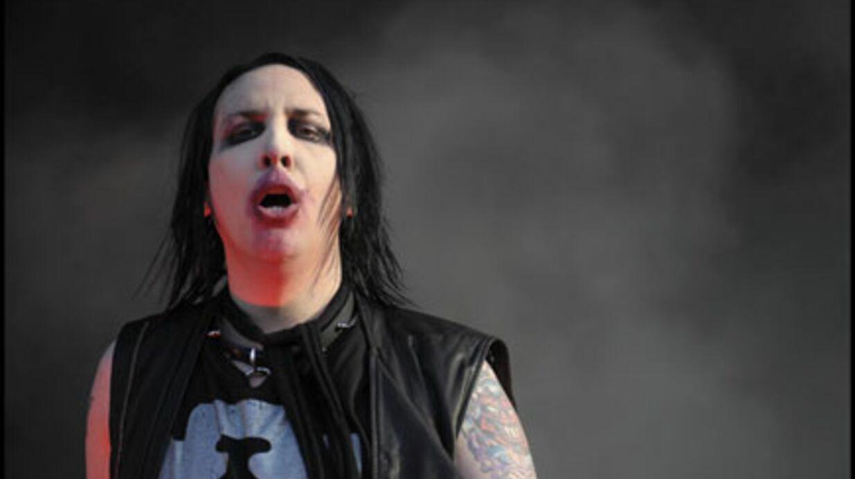 Marilyn Manson va jouer à l'anniversaire du fils de Johnny Depp