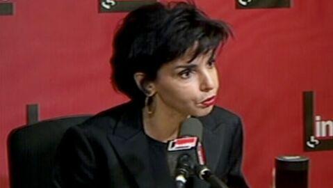 Rachida Dati: pourquoi elle retire sa plainte contre Biolay