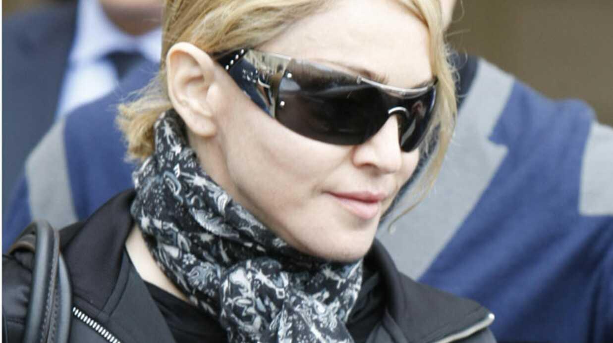 Madonna à Marseille pour manifester sa solidarité?