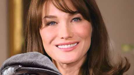 Carla Bruni-Sarkozy rencontrera demain Woody Allen