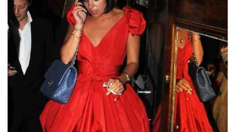 LOOK Lily Allen est devenue plus glamour