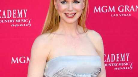 Nicole Kidman Ça pousse!
