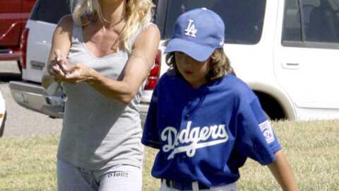 Pamela Anderson Bimbo suprême, maman modèle