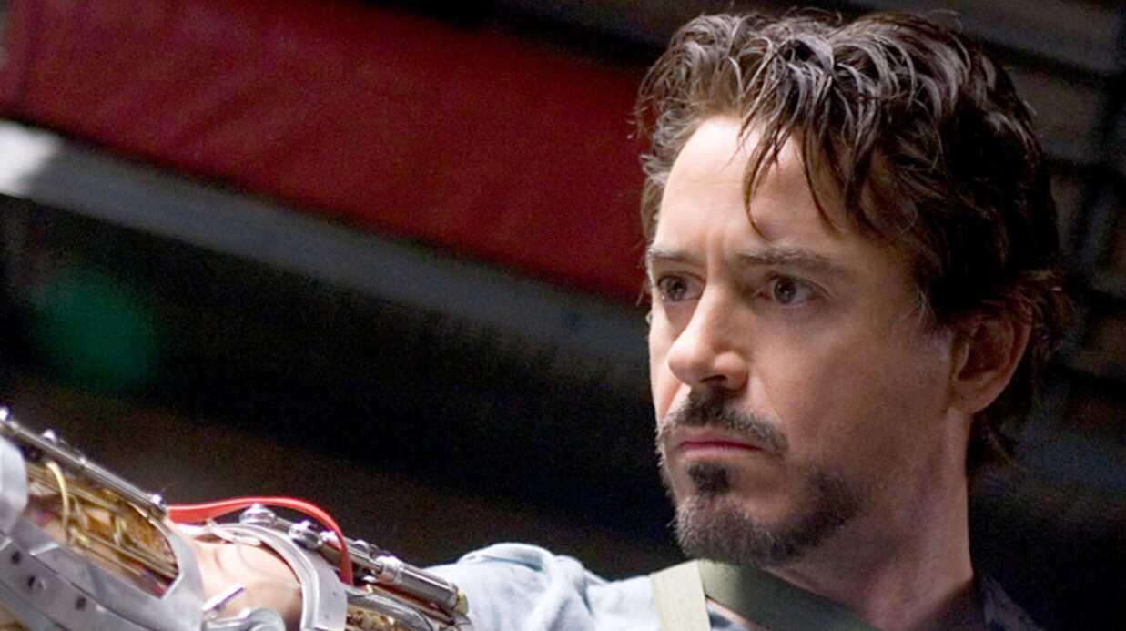 Robert Downey jr Merci Johnny Depp!