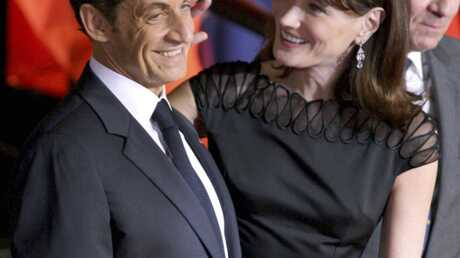 Carla Bruni: Chouchou, le surnom de Nicolas Sarkozy