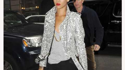 LOOK Rihanna, un style branché et funky