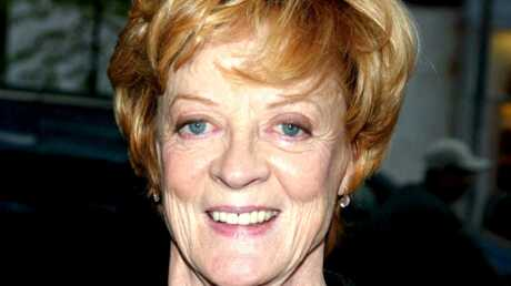 Harry Potter Maggie Smith a un cancer