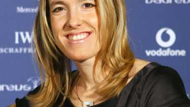 Justine Henin au Mistral