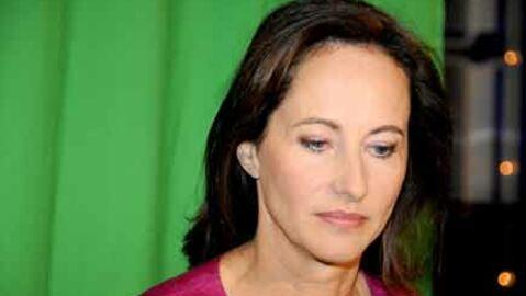Ségolène Royal soutient son ex-compagnon François Hollande
