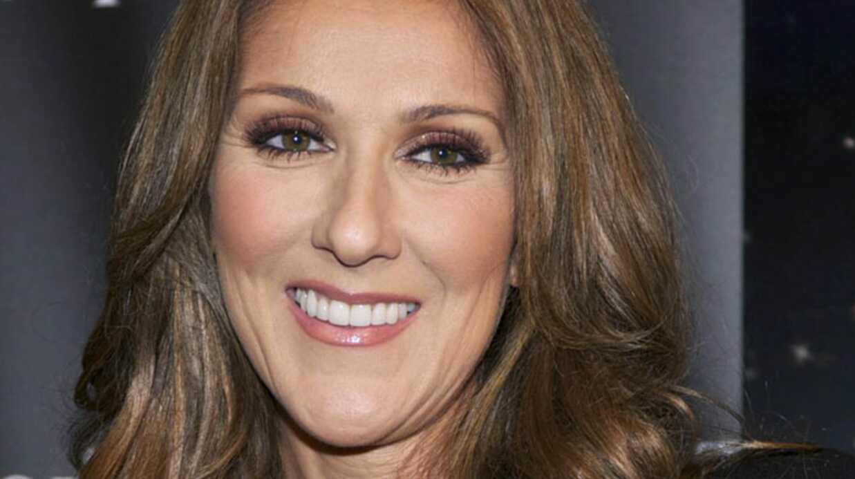 Celine Dion: son fils dort dans son lit  (et son rat aussi)