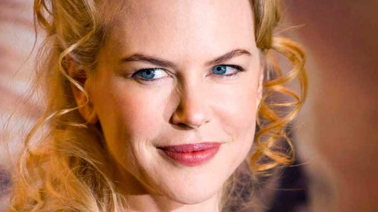 Nicole Kidman adore être enceinte pour avoir de gros seins