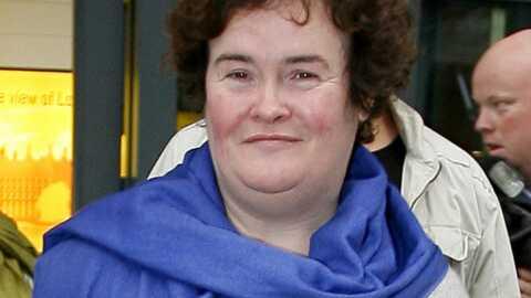 Susan Boyle hospitalisée