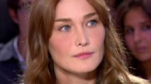 Carla Bruni-Sarkozy rédactrice du Grand journal sur Canal+