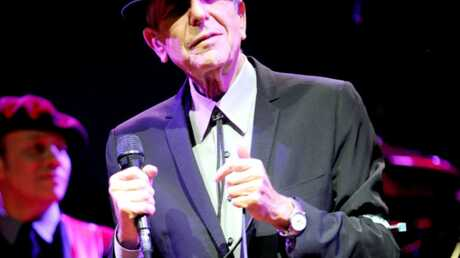 Malaise de Leonard Cohen: la vidéo