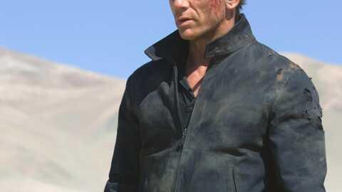 Daniel Craig porte des talonnettes