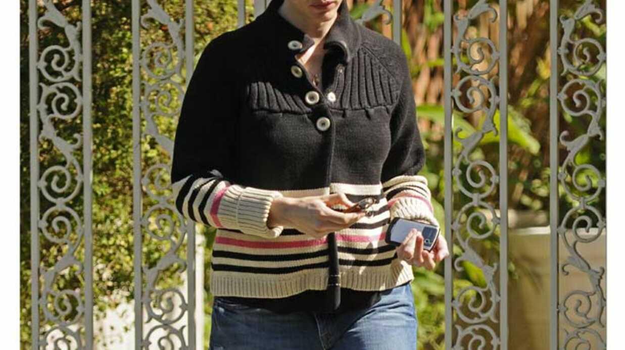 LOOK Jennifer Garner se laisse aller