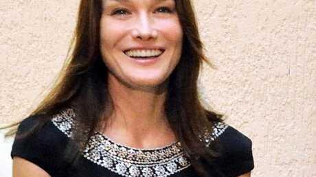 Carla Bruni dans Vivement Dimanche fin avril