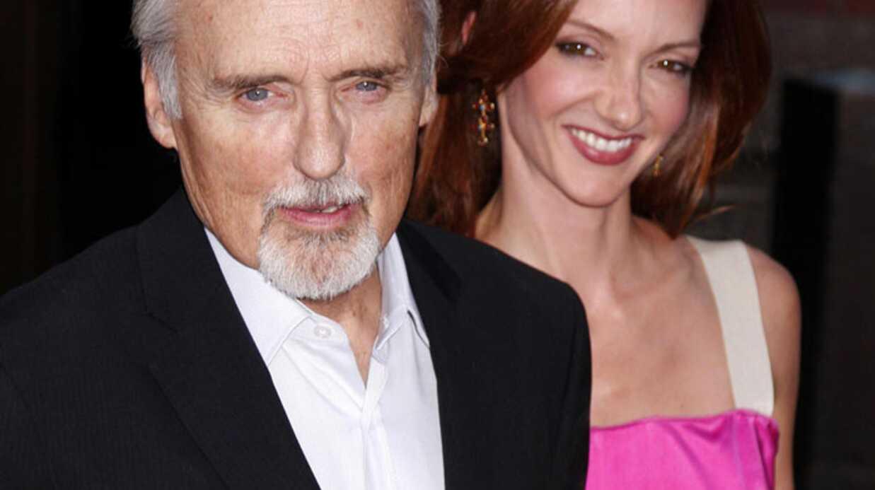 Dennis Hopper: sa femme aurait tenté de le tuer