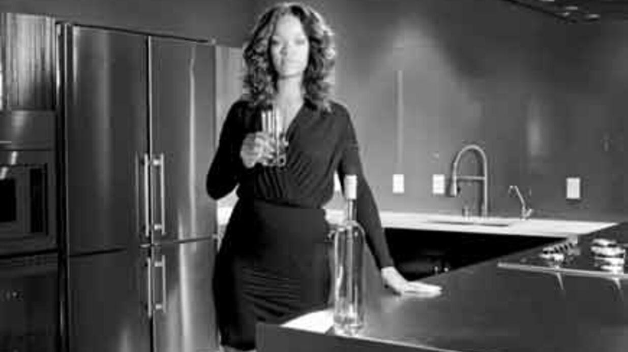 Rihanna: un spot sensuel qui va vous donner soif