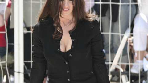 Monica Bellucci attendrait un enfant