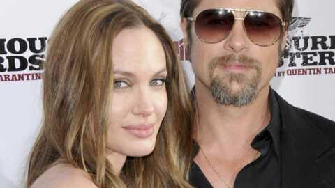 Brad Pitt et Angelina ensemble contre la rumeur