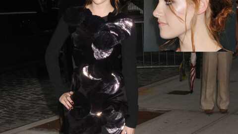 LOOK Kristen Stewart se féminise (enfin)