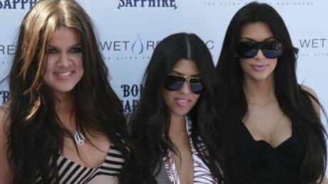 Kim Kardashian et ses sœurs dans la série 90210