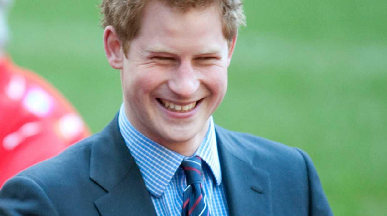 Prince Harry élu homme le plus cool du monde