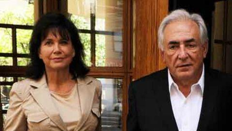 PHOTO DSK rend visite à son cardiologue et à son avocat