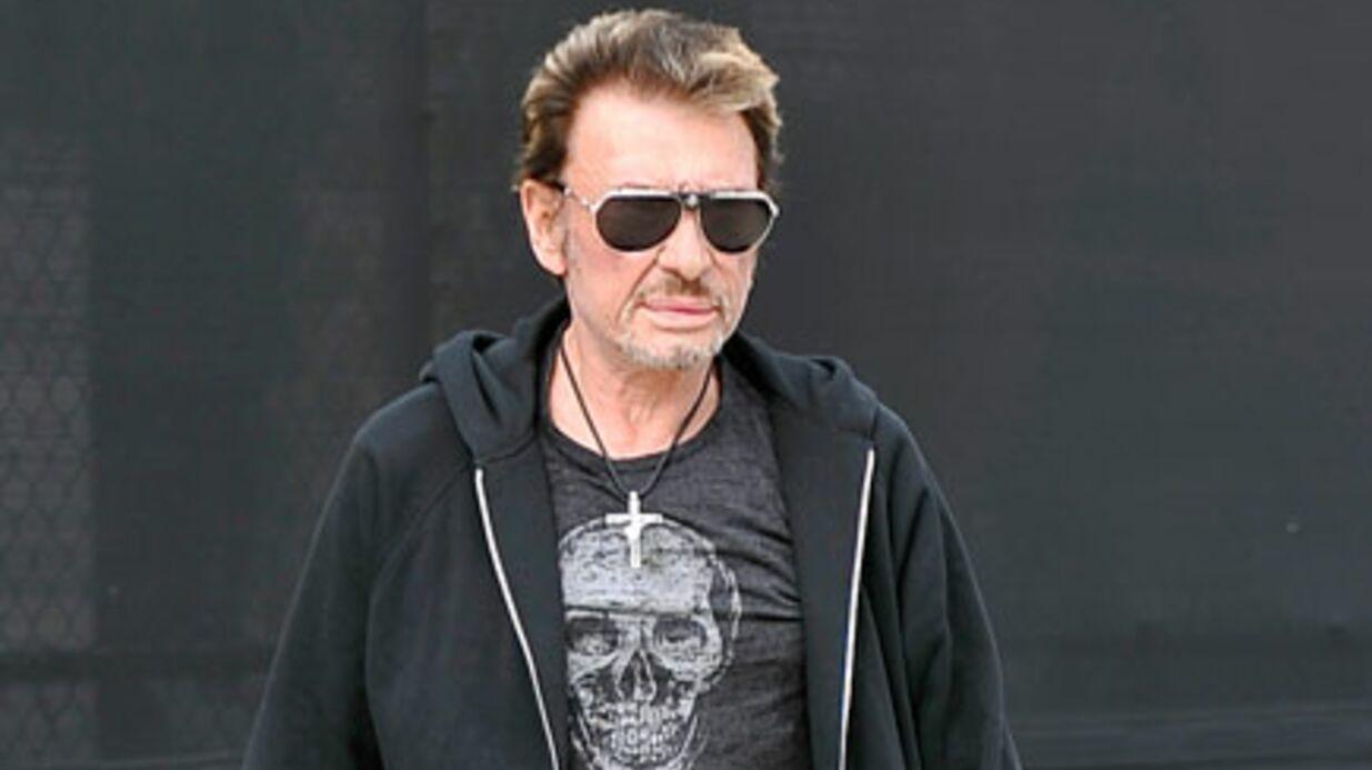 Johnny Hallyday: pas satisfait de son disque avec M?