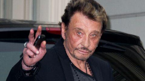 Johnny Hallyday parle de la mort à Gala
