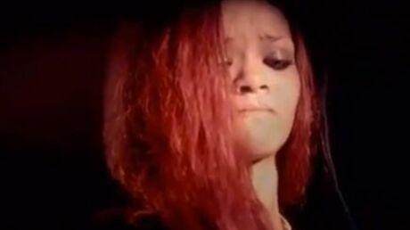 VIDEO Rihanna abat un homme en pleine gare