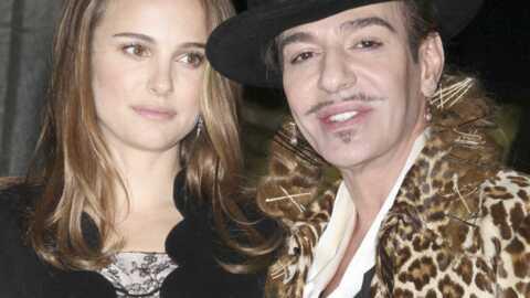 Natalie Portman condamne John Galliano